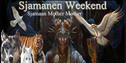Sjamanen Weekend - bij Sjamaan Mother Mother