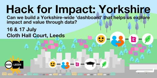 Hack for Impact: Yorkshire