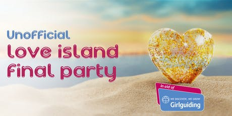 FUNDRAISER: Love Island Final (+ Pizza!) tickets
