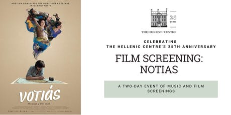 Film Screening: Notias tickets