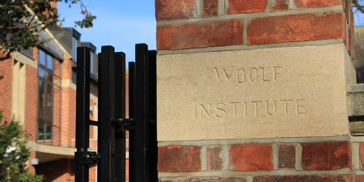 Woolf Institute Research Day