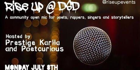 Rise Up @ DSD tickets