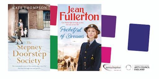 Meet Authors Kate Thompson and Jean Fullerton