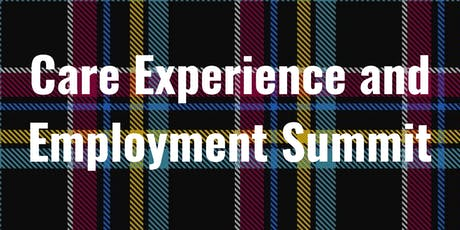 Care Experience and Employment Summit tickets