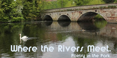 Where the Rivers Meet: Poetry in the Park tickets