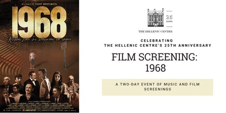 Film Screening: 1968 tickets