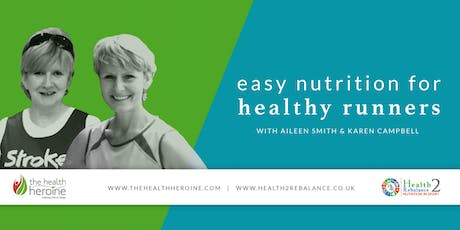 Easy Nutrition for Healthy Runners (14-day online programme via FACEBOOK) tickets