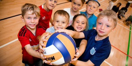 Summer Holiday Camp - St Ambrose Barlow (19th - 22nd August) tickets