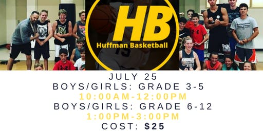 TRAVERSE CITY ST. FRANCIS (SEAS) HUFFMAN BASKETBALL CAMP