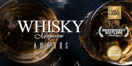 Whisky Magazine Awards Scotland 2020 Presentation Lunch tickets