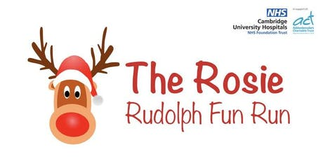 The Rosie Rudolph Run 2019 tickets