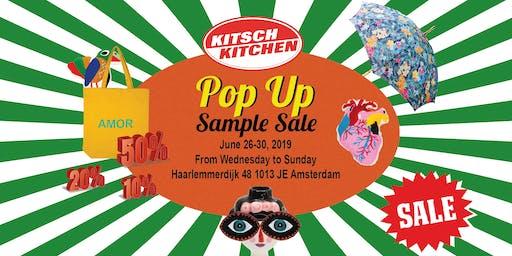 Kitsch Kitchen Pop-Up Shop / Sample Sale / Outlet