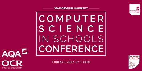 Computer Science In Schools Conference 2019 tickets