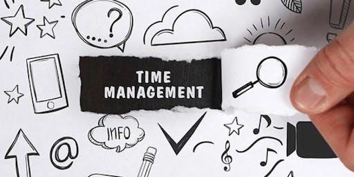 Time Management Skills Workshop - EDINBURGH
