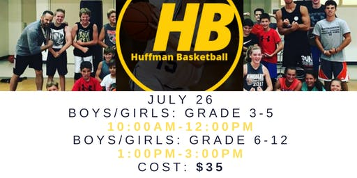 CADILLAC HUFFMAN BASKETBALL CAMP WITH BEN SIMONS