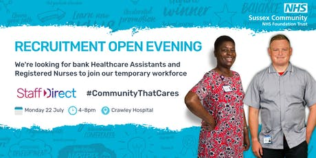 Bank Recruitment Open Evening tickets