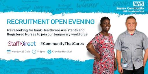 Bank Recruitment Open Evening