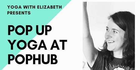 Yoga with Elizabeth - Taster Session, Weds 3rd July 9am tickets