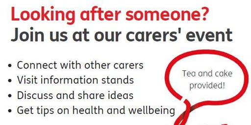 Getting connected: Carers' Afternoon
