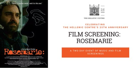 Film Screening: Rosemarie tickets