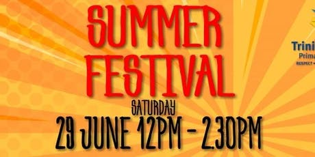 Summer Festival 2019 Driving Experience 12pm £2.50 tickets