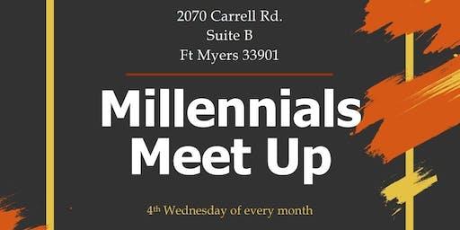 Millennials HIV+ Meet Up