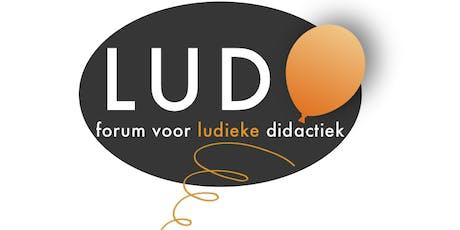 LUDO - forum voor ludieke didactiek - Antwerpen tickets
