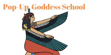 Pop-Up Goddess School tickets