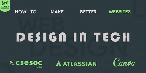 How to Make Better Websites: Design in Tech