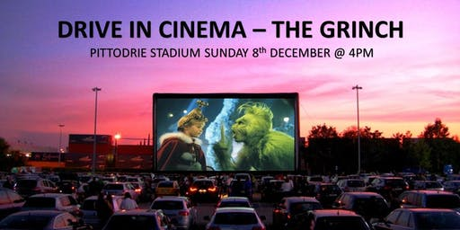 Drive-In Cinema - The Grinch @ 4pm