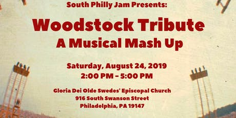 Woodstock Tribute in Queen Village, a Musical Mash-up tickets