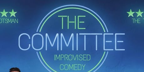HOOPLA: The Committee Present  tickets