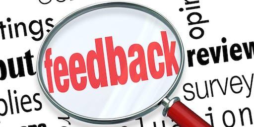 Giving Feedback & Having Difficult Conversations Workshop - EDINBURGH