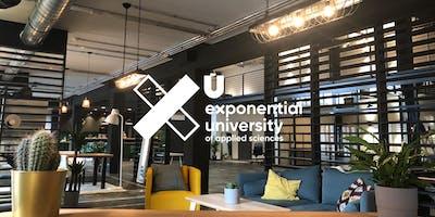 Open Campus der XU Exponential University (Tag der offenen Tür) am 19.8.20