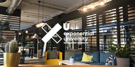 Open Campus der XU Exponential University (Tag der offenen Tür) am 5.2.20 tickets