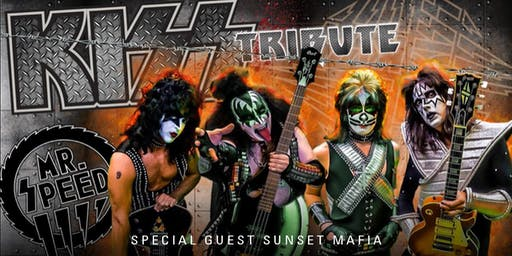 Mr. Speed Kiss Tribute with Sunset Mafia