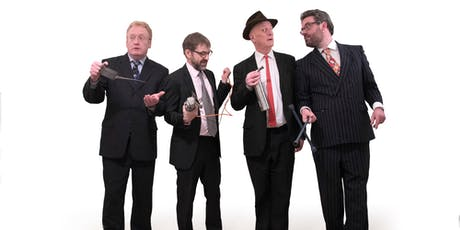 Men in General - appearing at Elmslie House, Malvern tickets