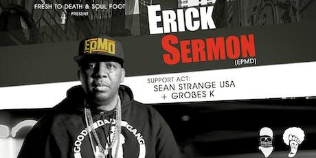 ERICK SERMON (EPMD) / Vernia Tour / München Tickets