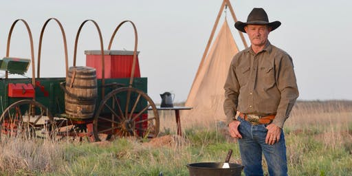 Dinner with the Cast Iron Cowboy - Kent Rollins