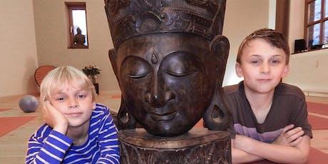 Meditation und Entspannungstechniken für Kinder und Jugendliche Tickets