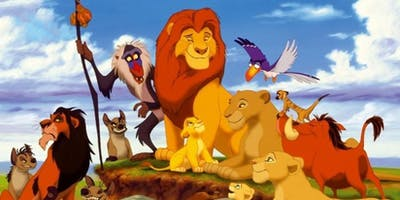 Movies at The Core - The Lion King (1994)