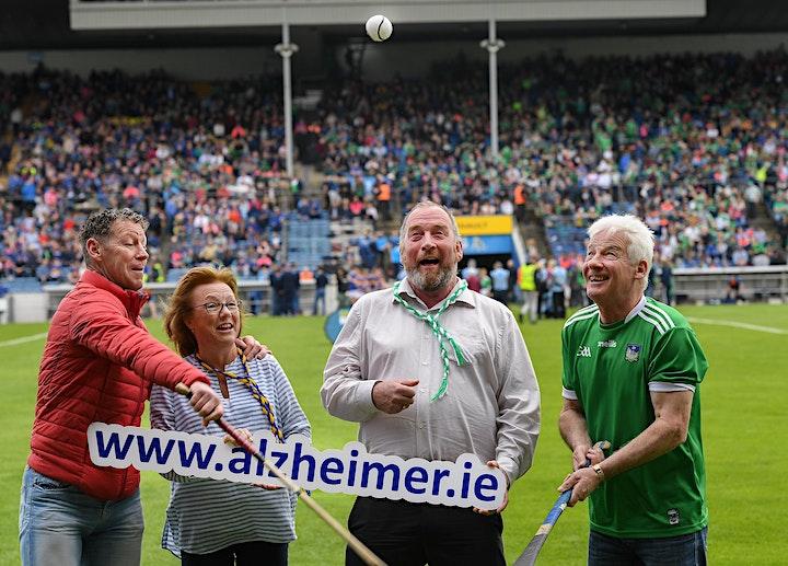 Legends Hurling Clash - Tipperary v Limerick image