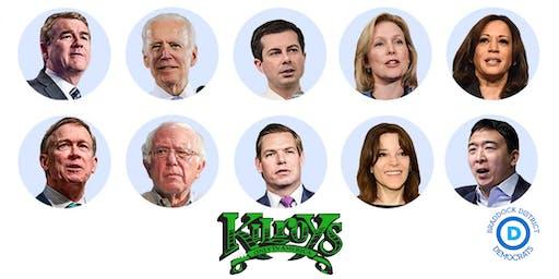 First Democratic Debate - Night 2
