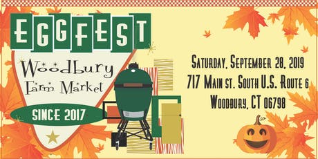 Woodbury Farm Market Fall EGGfest tickets