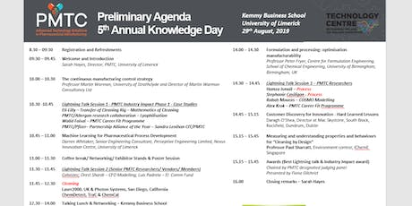 PMTC 5th Annual Knowledge Day  tickets