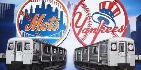 Subway Series: Mets vs Yankees New Orleans Watch Party tickets
