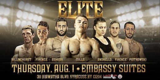 ELITE - Championship Kickboxing
