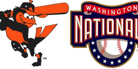 Battle of the Beltway: Orioles vs Nationals New Orleans Watch Party tickets