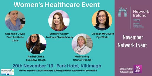 Women's Healthcare Event