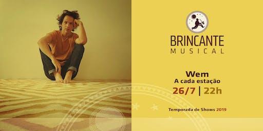 Brincante Musical | Wem